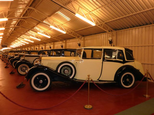 Classic Car Museum Museo Coches Clásicos Castillo Concejuelo-Torre Loizaga