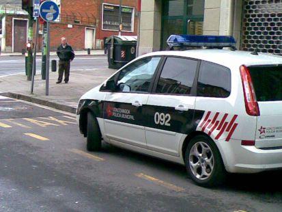 Nuevos taxis de Bilbao....