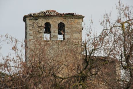 Torre de la Iglesia de Ziriano