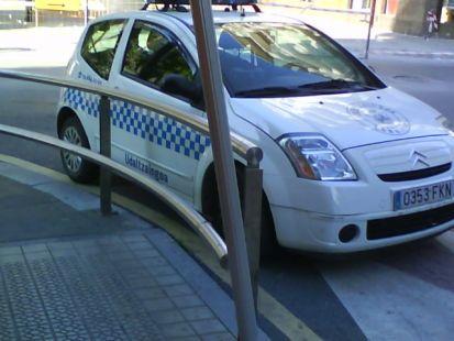 buen aparcamiento en lekeitio