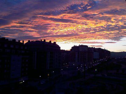 vistas desde mi balcón