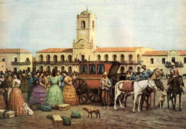 El Cabildo de Buenos Aires 1810