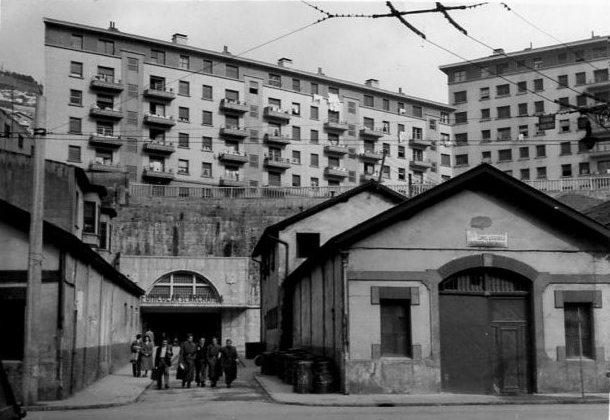 La plaza el funi fotos de fotos antiguas - Bilbao fotos antiguas ...
