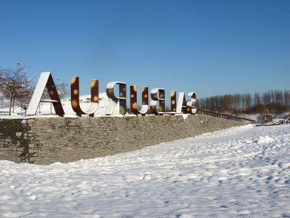 invierno en Salburua