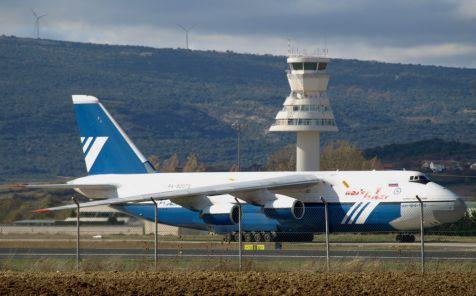 Antonov en Vitoria