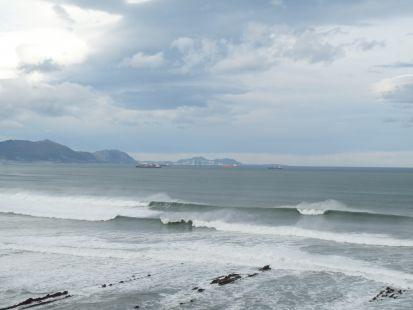 revuelto el mar