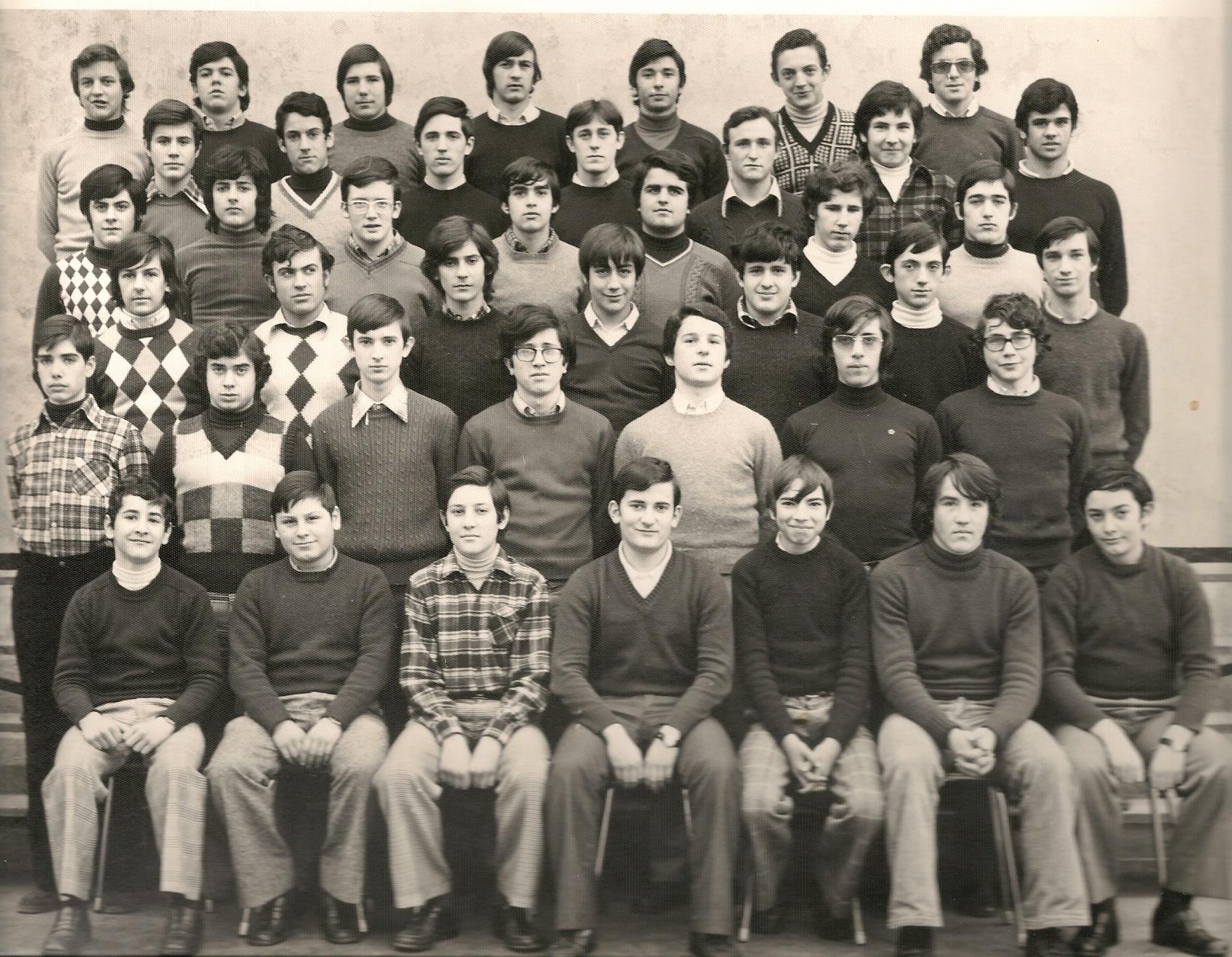 A o 1975 maristas bilbao fotos de fotos antiguas - Bilbao fotos antiguas ...