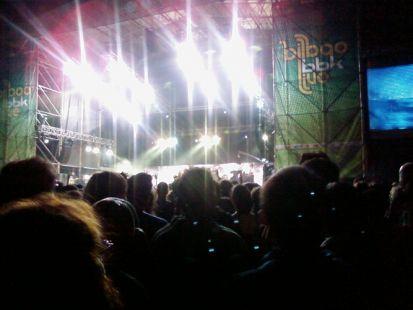 Placebo en Bilbao