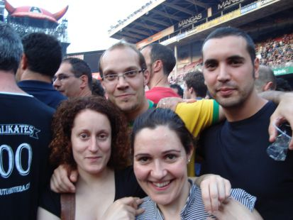 AC/DC en Bilbao :)