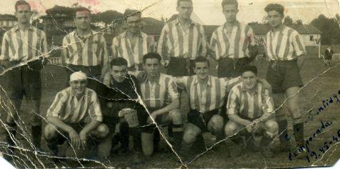 club santiago 1945