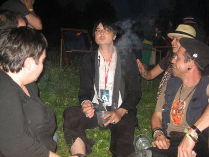 Pete Doherty BBK LIVE 2009