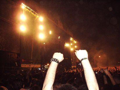 BBK LIVE 2007 (Metallica)