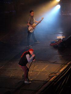 Txarrena en concierto