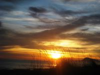 Amanecer-Playa de Daimús