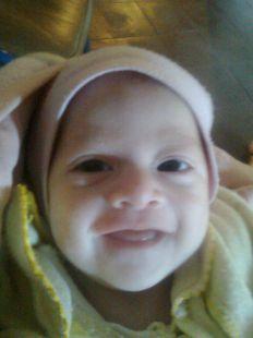 mi otra hija Nayeli Ailen
