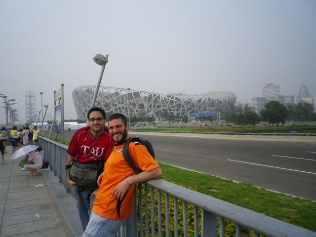 Estadio Nacional de Pek�n