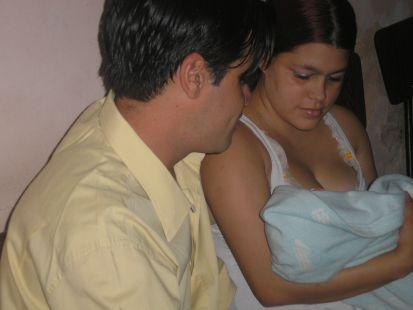 en nuestro casamiento