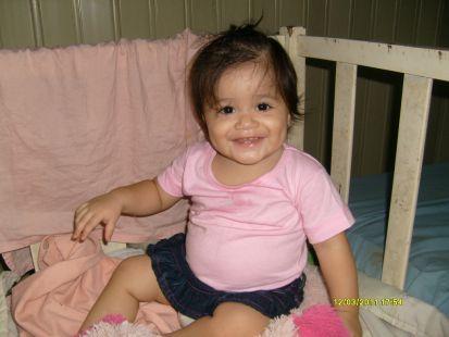mi hija Nathaly Ayelen
