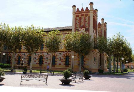 vichy catalan, balneario