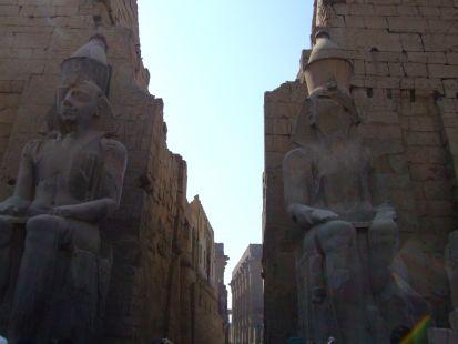 templo de karnac, egipto