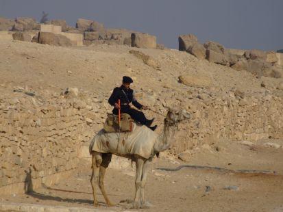 policía del desierto