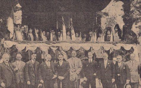 Aránzazu año 1926