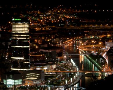 Lights of Bilbao II