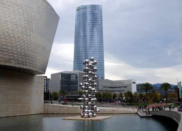 ciencia,arte,tecnología....y Bilbao