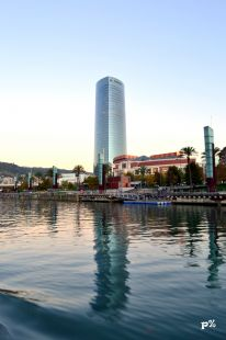 El faro de Bilbao