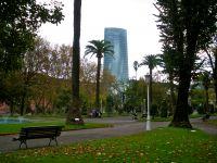 La torre y el parque