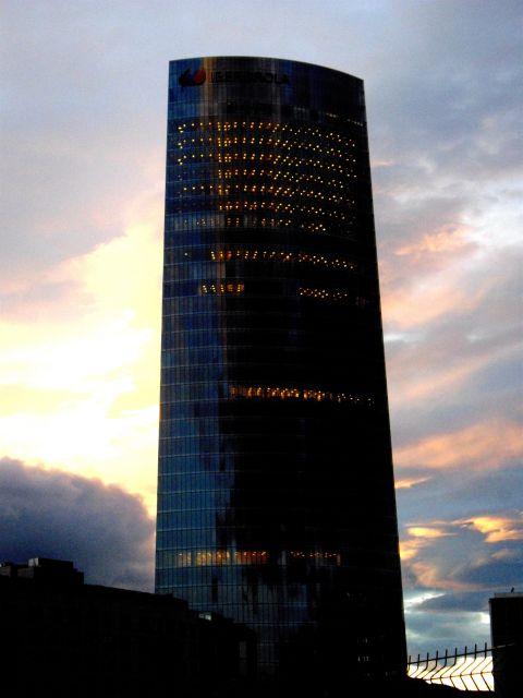 Estandarte del nuevo Bilbao