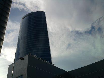 Paisaje Urbano-Torre de Iberdrola