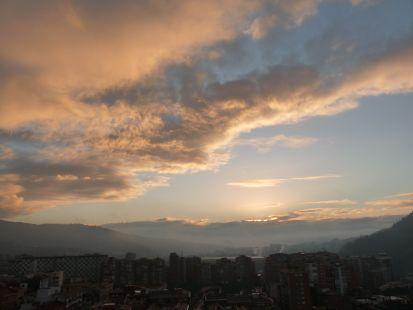 amanece en santutxu 28-01-2012