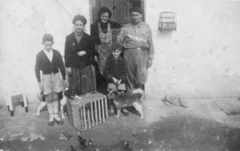 Familia Arrua
