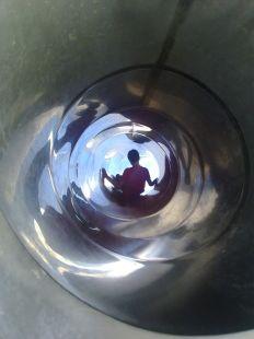 El tunel y el tiempo