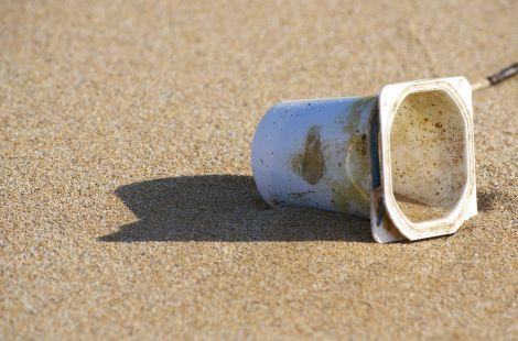lo que recicla la mar