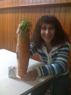 Zanahoria con Label
