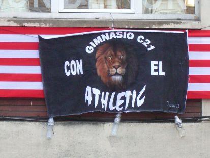 Pancarta Athletic