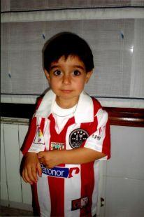 Este joven hincha del Athletic quiere ver la gabarra