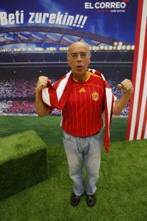 Fernando, a tope con La Roja y los rojiblancos