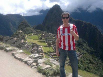 desde Machu Pichu con los LEONES