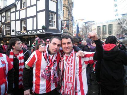 Jon I�aki en Manchester