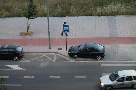 cómo aparcamos