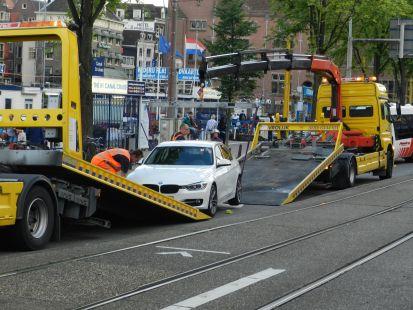 transporte de veiculos en Amsterdam