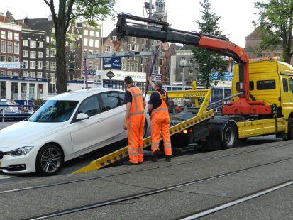 Transporte de veiculos en Amsterdan