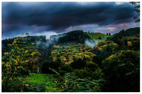 otoño en Euskal Herria