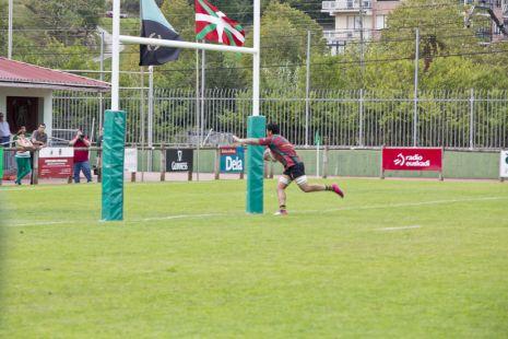 Gernika Rugby - Athletico de Madrid