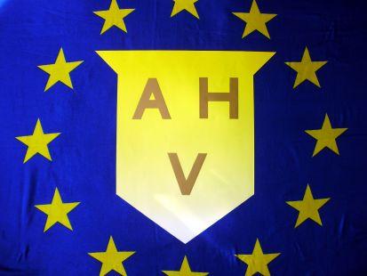 ESCUDO A.H.V.