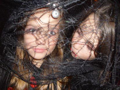 Halloween, Maider y Elbire