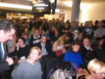 XXVII CAMPEONATO PROVINCIAL DE COCKTELERIA 2012 DE BIZKAIA